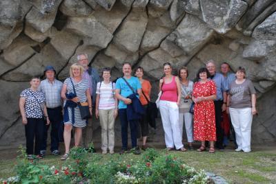 Fotoalbum Vereinsfahrt nach Tangermünde