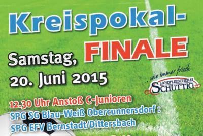 Fotoalbum Kreispokalfinale