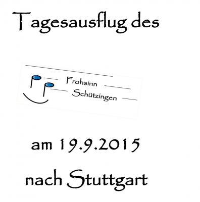 Fotoalbum Tagesausflug 19.9.2015