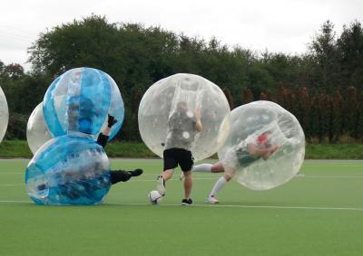 Fotoalbum Bubble Soccer Turnier