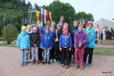 Fotoalbum Schwimmen: Internationales Schwimmfest / Werdohl