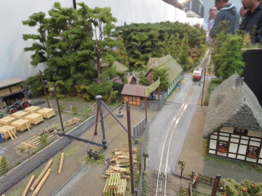 Bürgerhaus neuenhagen ausstellung modelleisenbahn