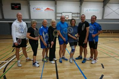 Fotoalbum Badminton 2015