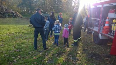 Fotoalbum Schnuppertag bei der Uenzer Feuerwehr