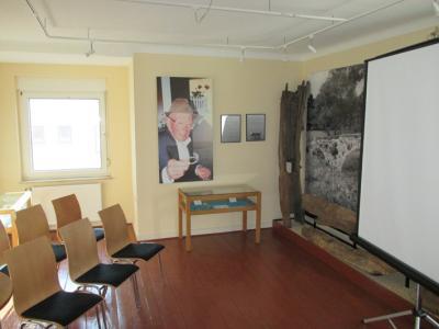 Fotoalbum Das Museumscafe hatte am 1. November zum 1. mal geöffent - ein voller Erfolg!