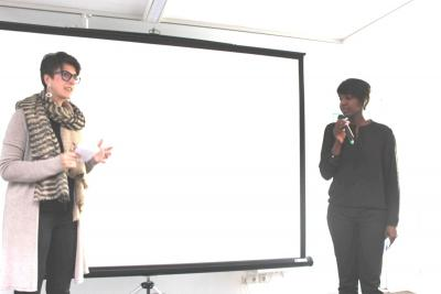 Fotoalbum GESOBAU veranstaltet Hommage für Mama Afrika