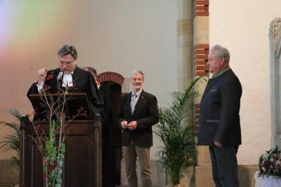 "Fotoalbum Verleihung des ""Anhalter Kreuzes"" in Dessau"