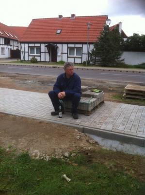 Fotoalbum Friedhofswegbau
