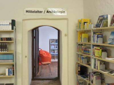 Fotoalbum Wiedereröffnung der Schlossbibliothek Freyenstein