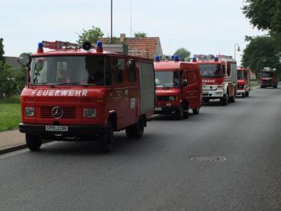Fotoalbum 80 Jahre Feuerwehr Karwesee