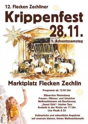 Fotoalbum 12. Krippenfest