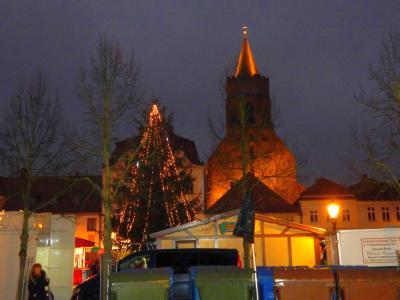 Fotoalbum Eröffnung Weihnachtsmarkt 2015