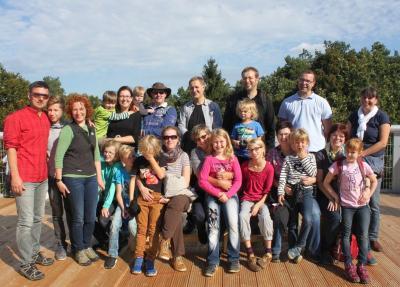Fotoalbum Familienausflug ins Freie