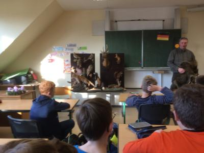 Fotoalbum Jäger in der Grundschule