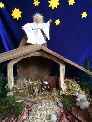 Fotoalbum Adventssingen in der Grundschule Scharrel