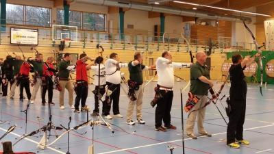 Fotoalbum Kreismeisterschaft Bogen-Halle