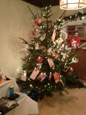 Fotoalbum Weihnachtsfeier am 05.12.2015
