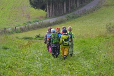 Fotoalbum Unser Waldtag