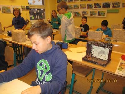 Fotoalbum Kunstunterricht Klasse 5