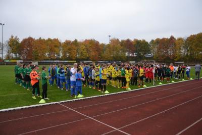 Fotoalbum Fußballstars beim Kreisentscheid 2015