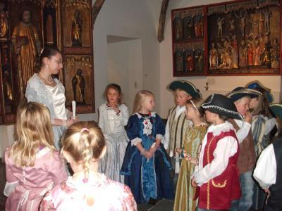 Fotoalbum Schulausflug zum Schloss Gottorf