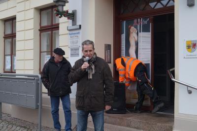Fotoalbum 14. Adventsbild von der Peenestadt Neukalen