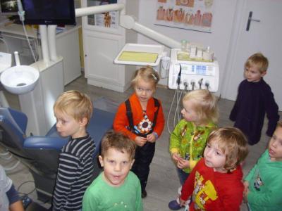 Fotoalbum Zahnarztbesuch bei Dr. Marten (Kita Köritz)