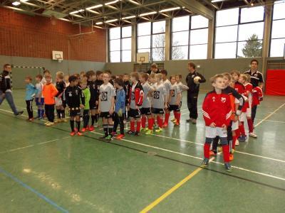 Fotoalbum Fußballturnier der E- und F-Junioren
