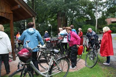 Fotoalbum Kreisvorstände Fahrradtour in Rechterfeld