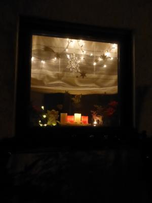 Fotoalbum 3. Adventsfenster