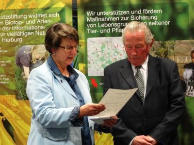 Fotoalbum Naturschutzpreis 2015, Preisverleihung