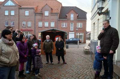 Fotoalbum 23. Adventsbild von der Peenestadt Neukalen