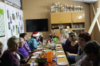 Fotoalbum Weihnachtsfeier Gymnastik