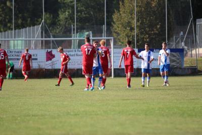 Fotoalbum Vorbereitungsspiel SG Herdwangen/Großschönach I - FC Beuren-Weildorf I
