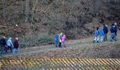 Fotoalbum Wintersonnwende mit den Mainkleiner Hummeln