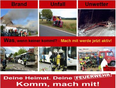 Fotoalbum Feuerwehr ohne Freiwillige