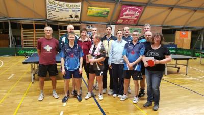 Fotoalbum Vereinsmeisterschaften Tischtennis 2015