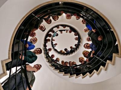 Fotoalbum Ausflug zum Burkardushaus in Würzburg