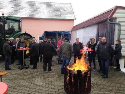 Fotoalbum 20 Jahre Landwirtschafts-GmbH Finsterwalde
