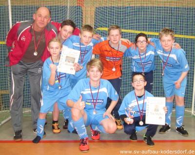 Fotoalbum Fußball D-J.: LSV Masters des LSV Friedersdorf am 23.01.16