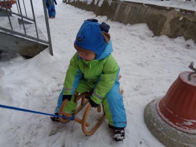 Foto des Albums: Spaß im Schnee (21.01.2016)