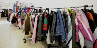 Fotoalbum Impressionen aus unserer Kleiderkammer