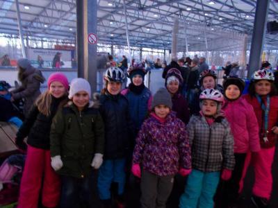 Fotoalbum Eislaufen am Mädchentag