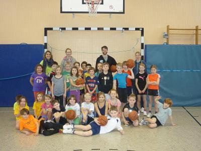 Fotoalbum Basketball