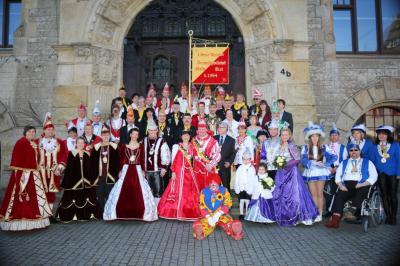 Fotoalbum 8. Treffen des 1. Sachsen-Anhaltinischen Prinzenclub in Dessau beim MCC