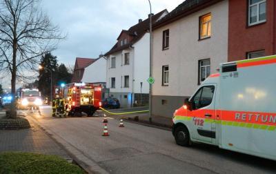 Fotoalbum Rauch aus Wohnung - Wetzlarer Straße