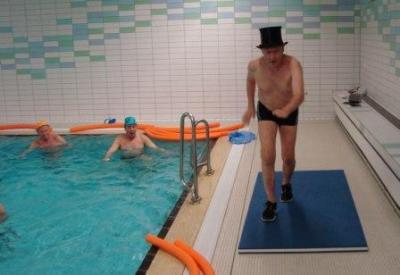 Fotoalbum Faschingsschwimmen 2016