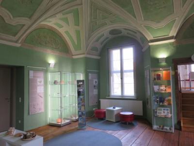 Fotoalbum Neue Besucherinformation im Schloss Freyenstein