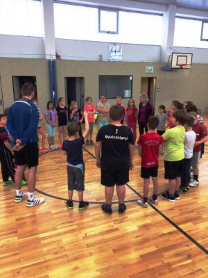 Fotoalbum Handball Kids Nazza