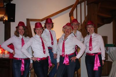 """Fotoalbum LandFrauen Steinfeld-Mühlen                         """"Pink Ladies Night - mit 66 Jahren..."""""""